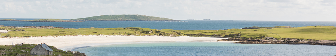 dogs bay beach near irish holiday accommodation