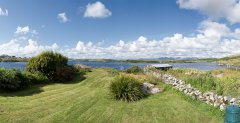 recommended properties to rent in connemara with a lake view