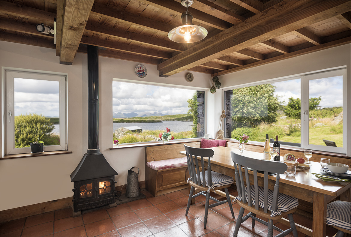 maumeen vacation cottage roundstone connemara galway ireland